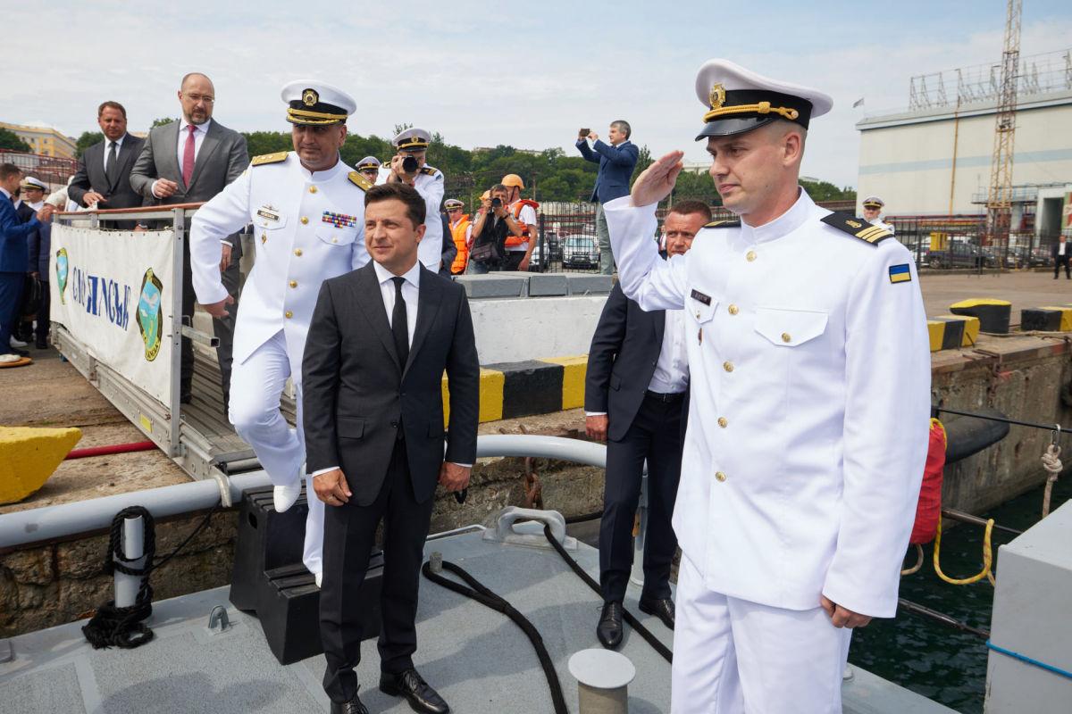 США передадут Украине боевые катера Mark VI – Зеленский раскрыл подробности усиления ВМС