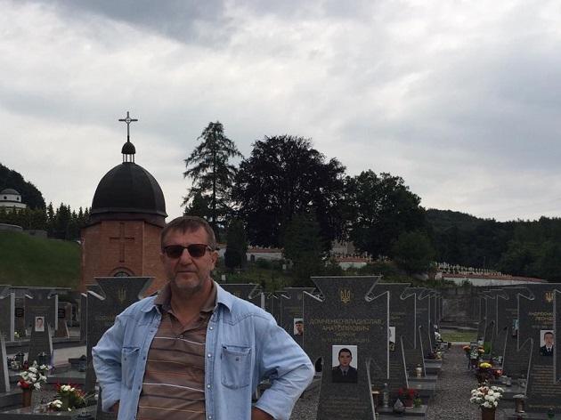 Российский политик на кладбище во Львове: соцсети бурно отреагировали на пост бывшего вице-премьера РФ, посвященный культурной столице Украины