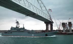 Военный конфликт в районе Керченского моста: ВМС сообщили о шести раненых украинских бойцах