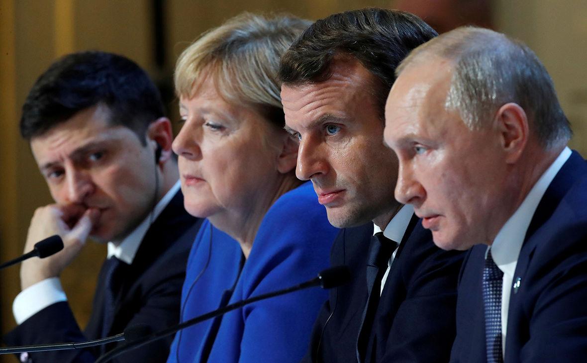 """У Путина заявили о готовности к новому саммиту в """"нормандском формате"""": Кремль выдвинул ультиматум"""