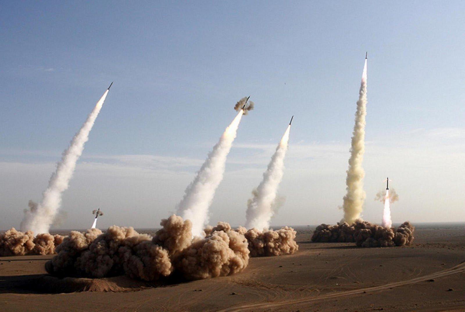 Ядерные ракеты в картинках