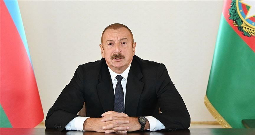 """Алиев отреагировал на признание Байденом геноцида армян в Турции: """"Это историческая ошибка"""""""