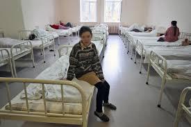 В Горловском психоневрологическом диспансере проблемы с питанием и лечением пациентов