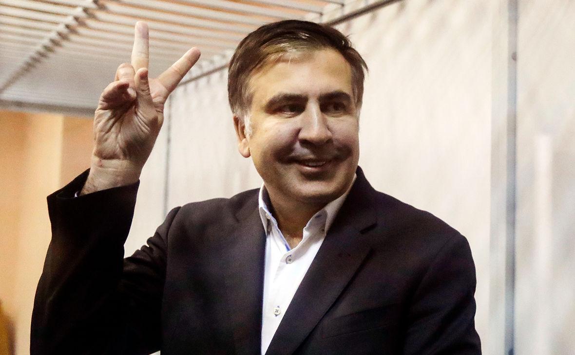 """Саакашвили просит помощи из тюрьмы: """"Это дело о заточении без суда"""""""