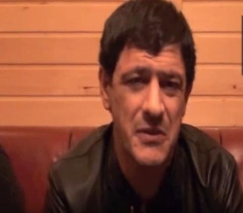 """Витя """"Тбилисский"""" едва вышел на свободу, а уже приехал """"подлечиться"""" на """"сходку"""" в Днепропетровск. Оперативное видео"""