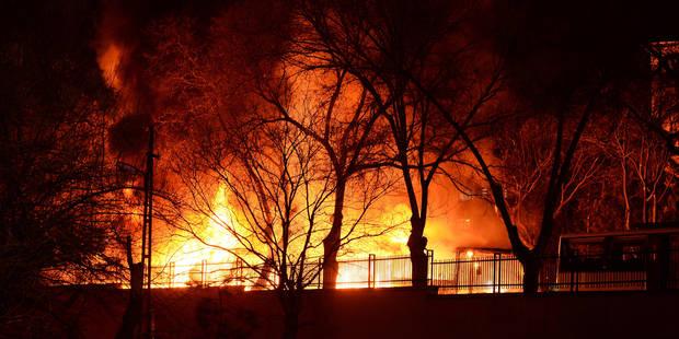 Запорожскую область сотрясли два взрыва: повреждены стекла в жилом доме и машина частного предпринимателя