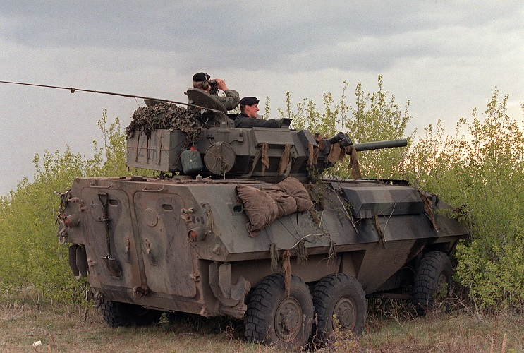 Бронетехника НАТО против России: стало известно, какую технику Канада передаст Украине