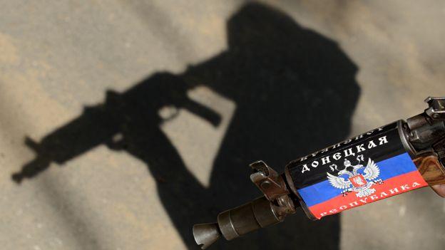 """У боевиков на Донбассе """"сорвало крышу"""" и они устроили минометный """"ад"""" силам АТО возле Широкино, - кадры"""