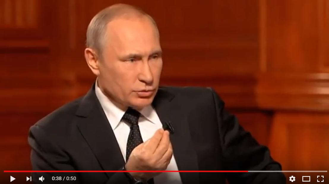 """Путин возмущен, что Запад выделил России """"место возле параши"""": опубликовано видео со скандальным заявлением президента РФ - кадры"""