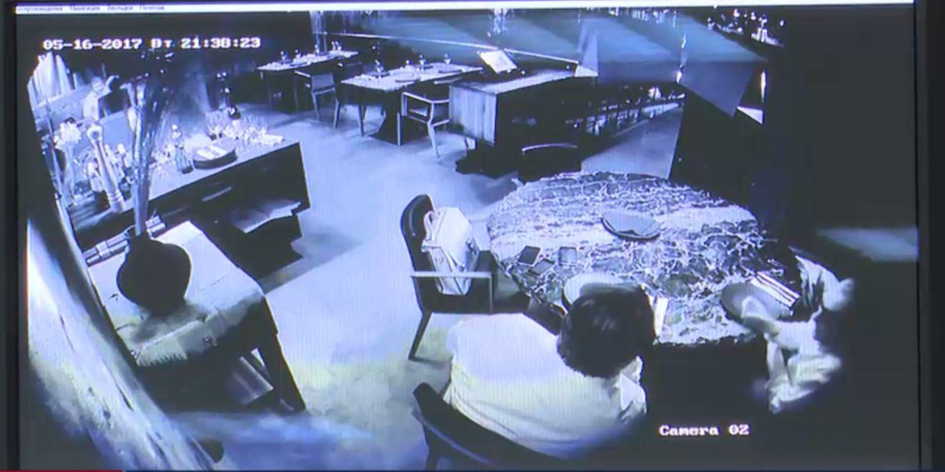 """""""Давайте поторгуемся"""", - Луценко показал оперативное видео с вымогательством Гужвы"""