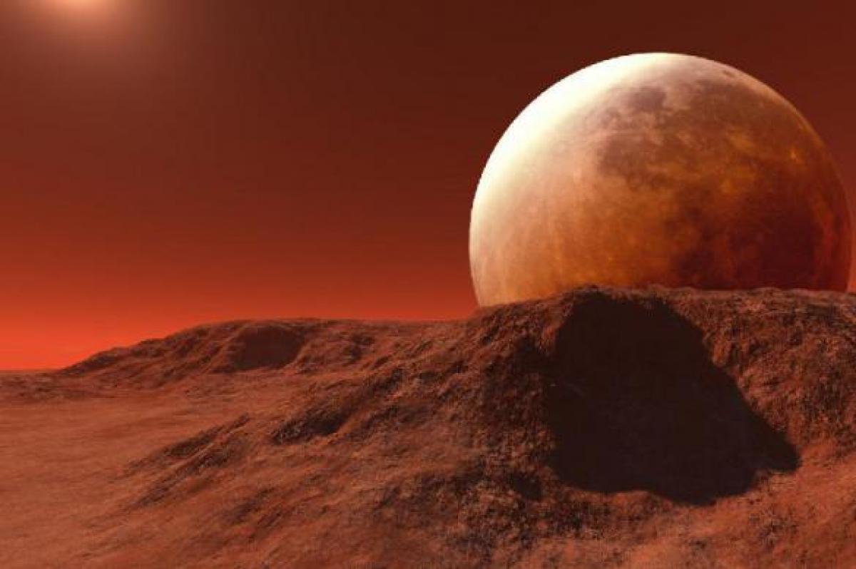 """На загадочном метеорите с Красной планеты """"проявились"""" интересные следы, кадры"""