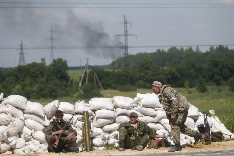 Очевидцы: в Горловке снова идут бои