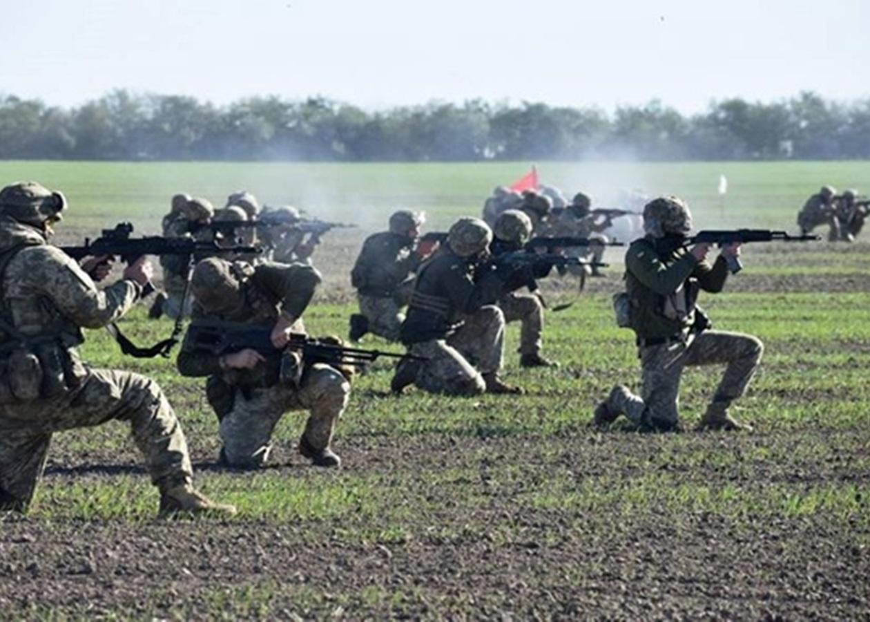 На фоне возможной атаки России Херсонскую область хотят усилить военными и провести учения