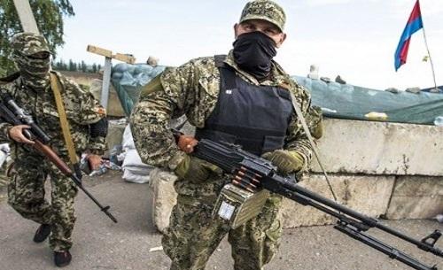 Подлые провокации в зоне АТО: оккупанты ведут массированный огонь по Авдеевке и Пескам из 120-мм минометов и гранатометов