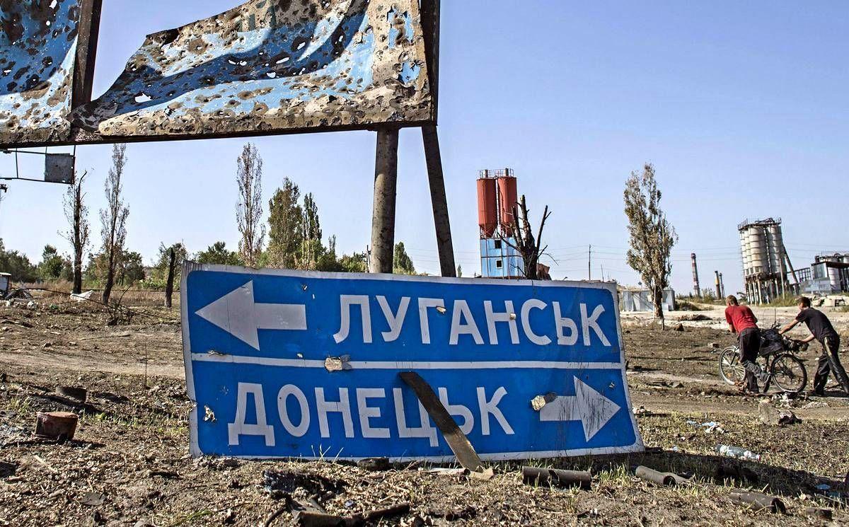 Восстановление Донбасса после деоккупации обойдется в астрономическую сумму – Сазонов