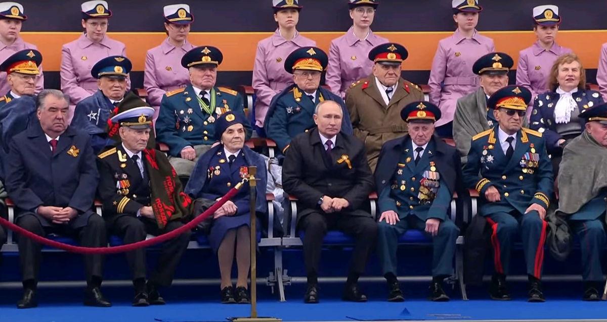 """Путин на параде в Москве намекнул на войну: """"Вновь замышляет агрессивные планы"""""""