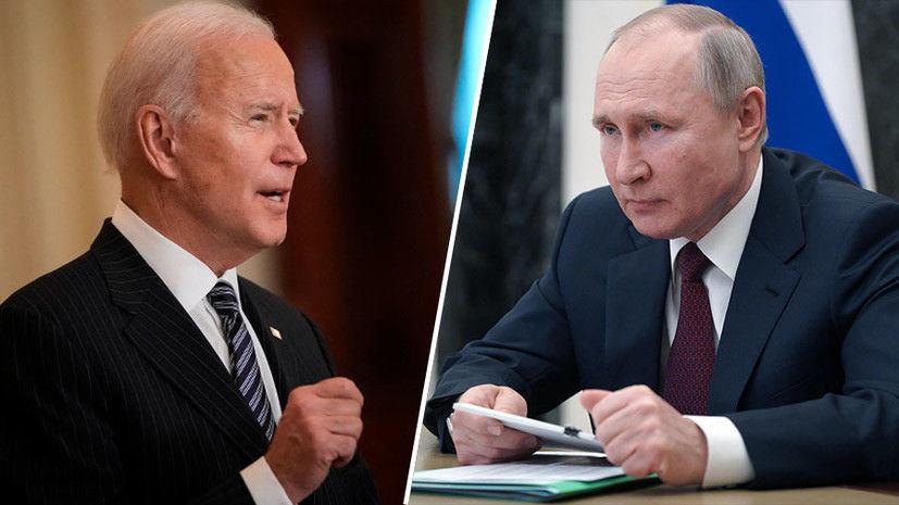 """Салливан: """"Путин в разговоре с Байденом получил предупреждение из-за Украины"""""""