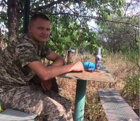 Российский снайпер попал в 24-летнего Андрея Теперику: боец перед гибелью успел позвонить маме