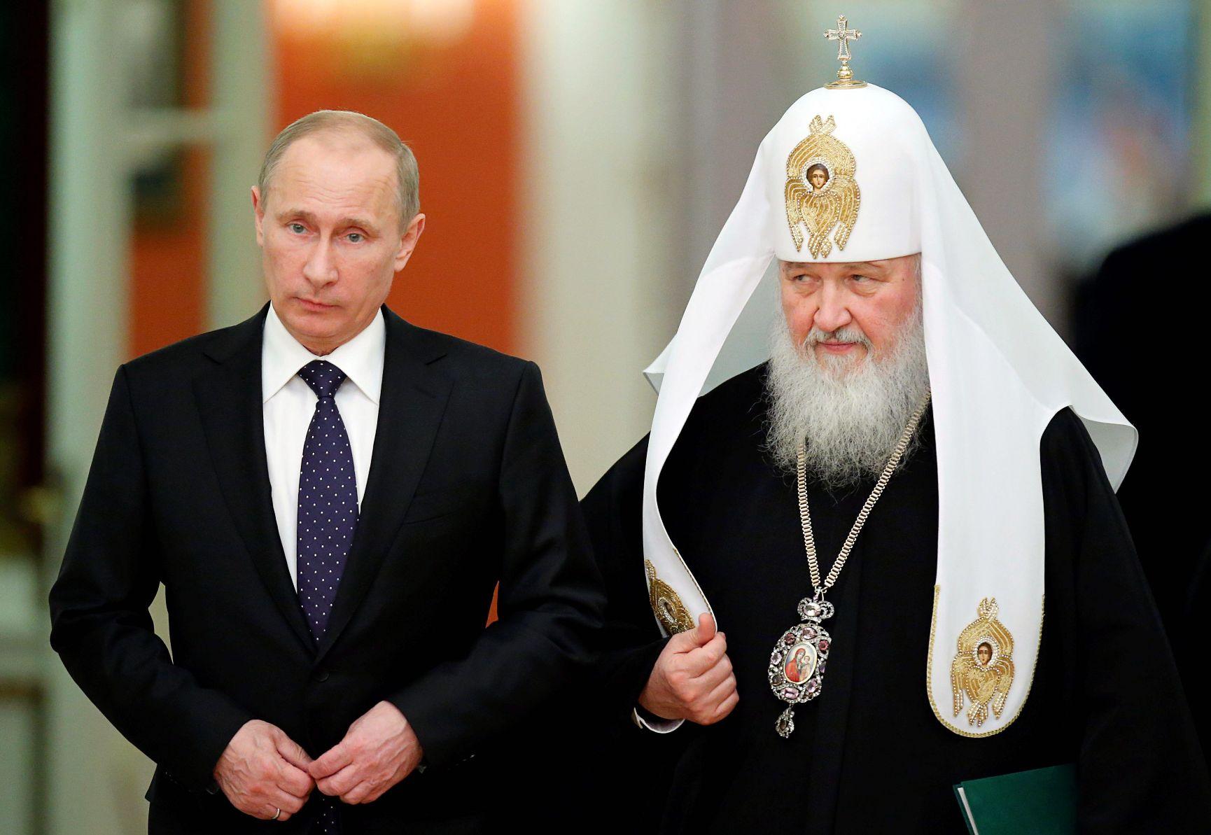 Редкое фото Путина и патриарха Кирилла всколыхнуло Сеть: получился знаковый кадр