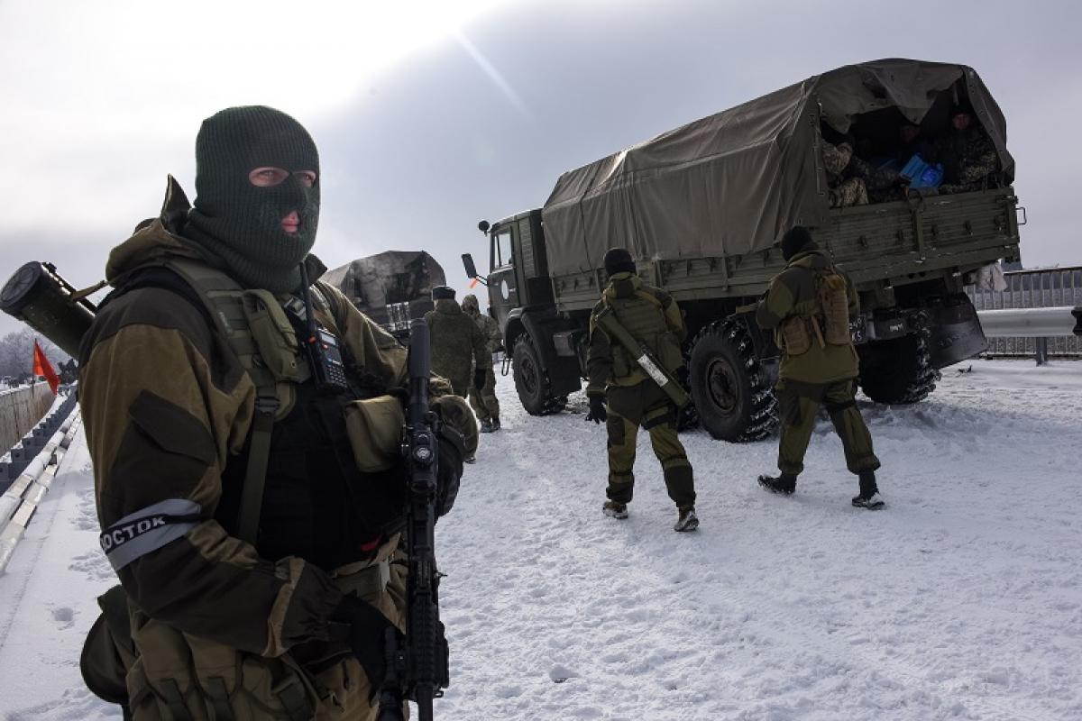 Россияне захватили позиции ВСУ в серой зоне под Золотым: Бутусов сказал, сколько опорников потеряно