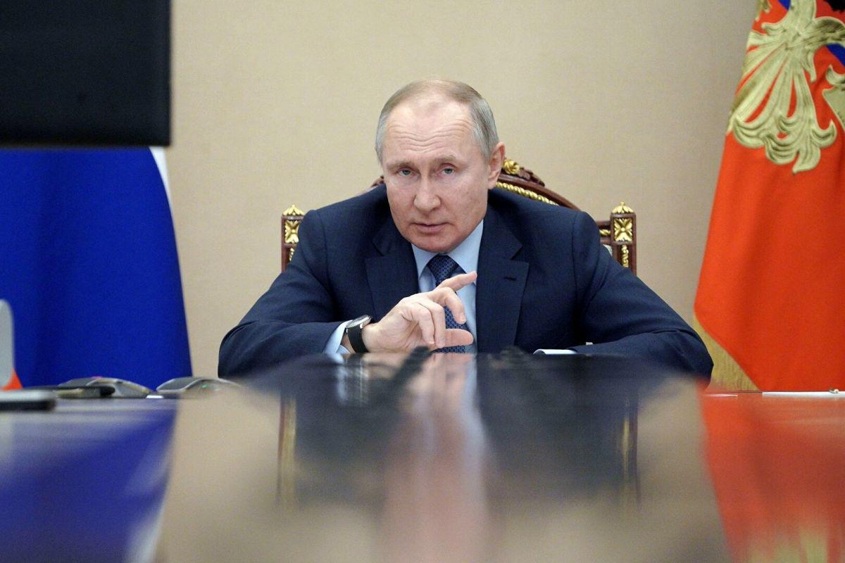"""Путин активирует """"натренированные рефлексы"""" россиян по Украине - началась реализация большого плана"""