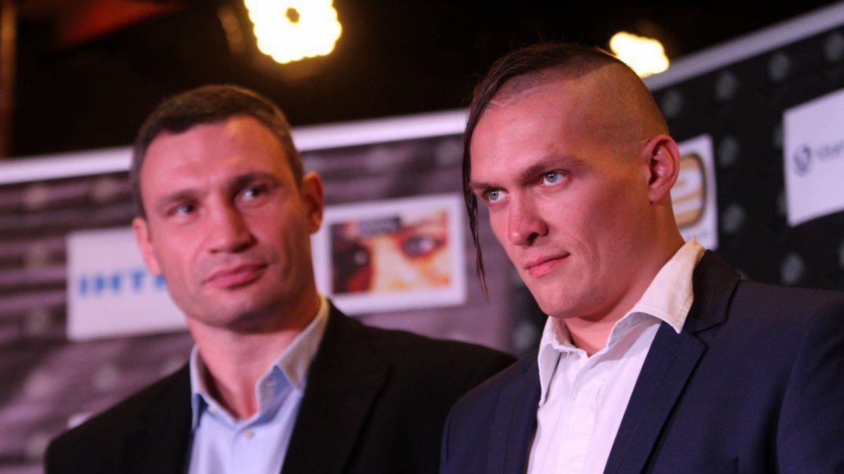 Кличко оценил вероятность боя-реванша Усика и Джошуа в Киеве