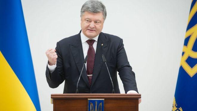 """Порошенко анонсировал новый сокрушительный удар по РФ: """"Россия будет сурово наказана"""""""