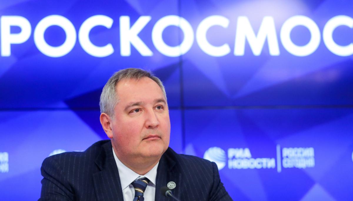 """Вместо Рогозина в """"окопы Славянска"""" теперь """"хочет"""" Роскосмос"""