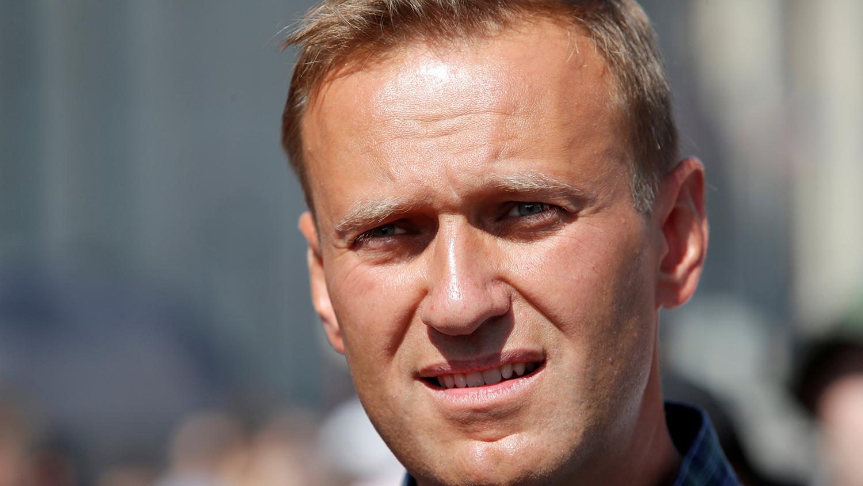 """В Кремле ответили на заявление Германии об отравлении Навального """"Новичком"""""""