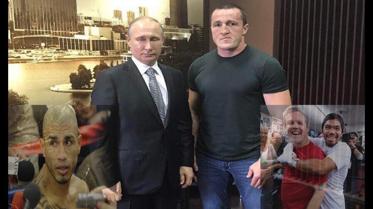 Боксер из команды Путина собрался вернуть себе чемпионский пояс, отобрав его у Усика, - подробности