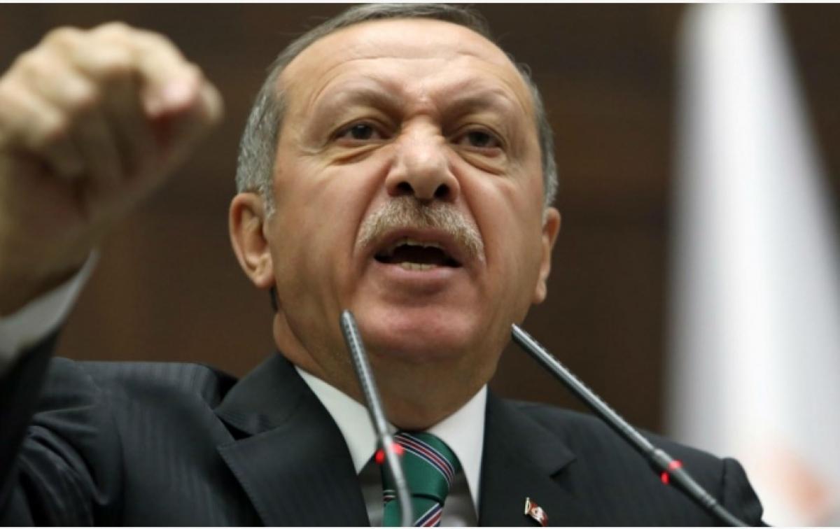 """Эрдоган: """"Мы никогда, подчеркиваю, никогда не признаем Крым российской территорией"""""""