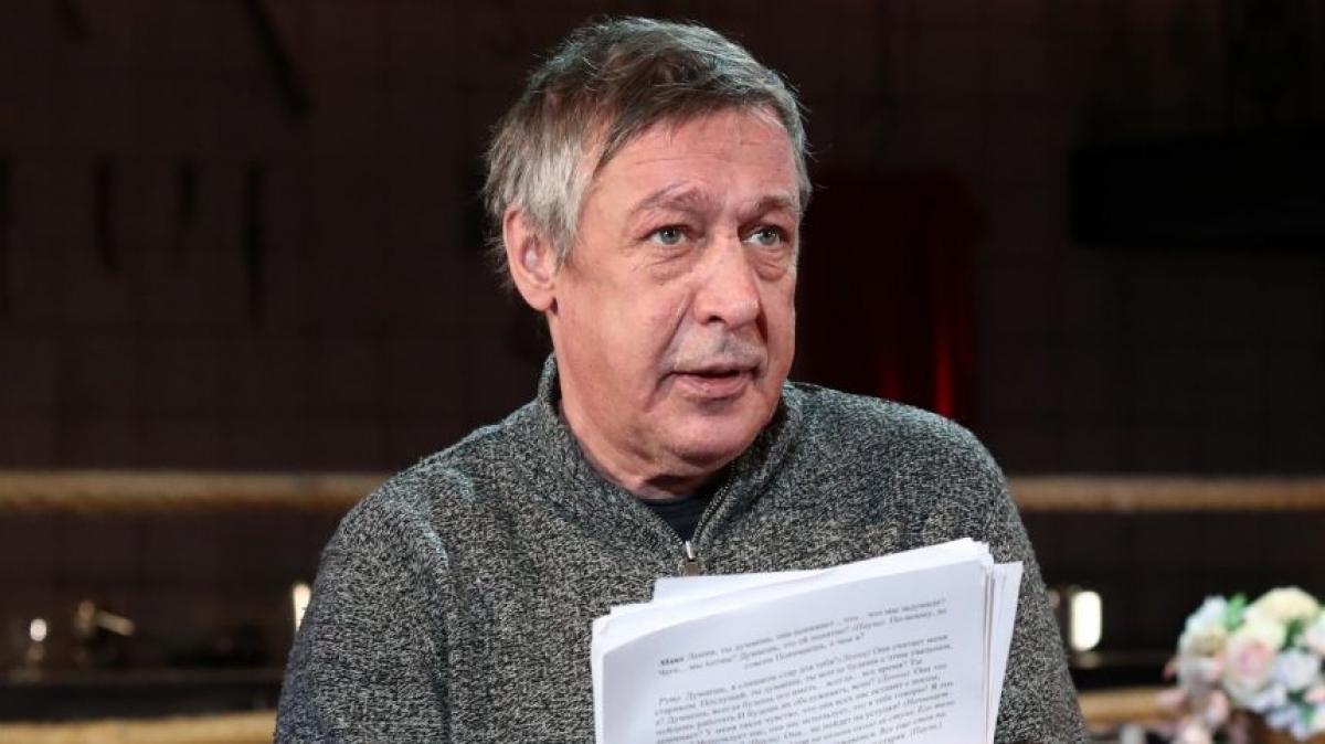 """""""Вряд ли смогу быть актером"""", - Михаил Ефремов отправил новое письмо из тюрьмы"""
