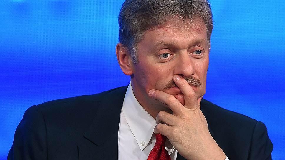 """""""Нормандские переговоры"""" в Минске продолжаются в узком составе, - Песков"""
