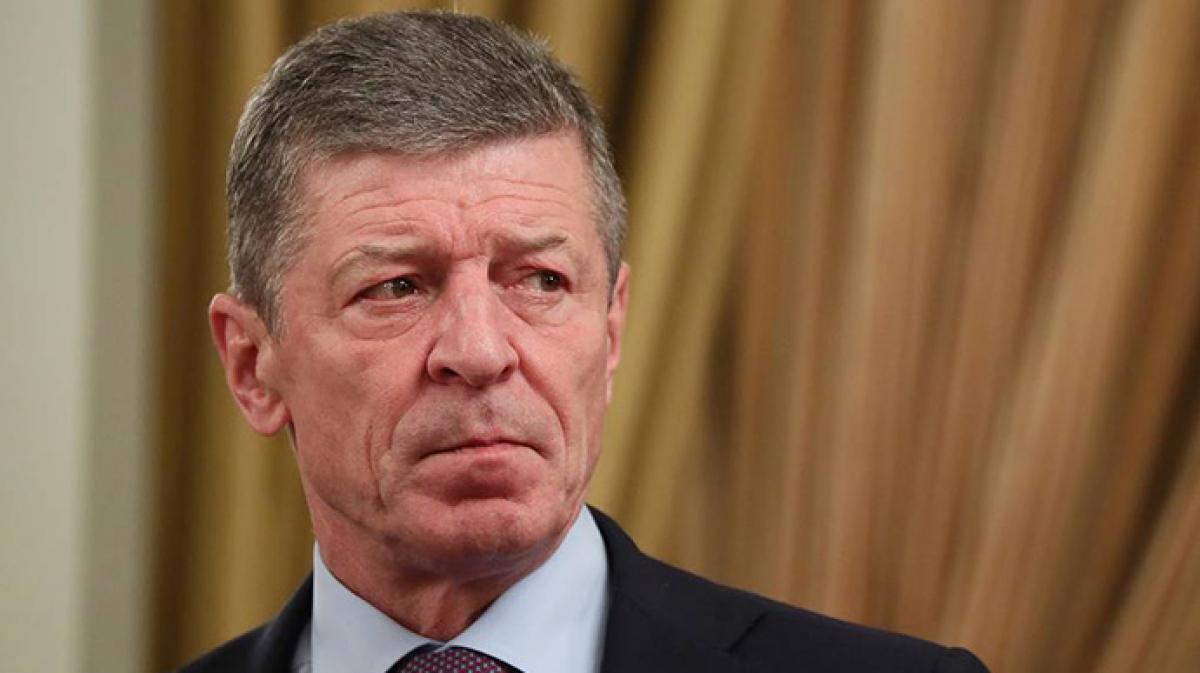 Козак заявил, что ВР пересмотрит постановление о выборах на Донбассе