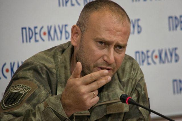 новости, Донбасс, референдум, Зеленский, политика, ВСУ, ООС, Дмитрий Ярош