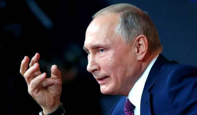 путин, россия, ядерное оружие, сша, угрозы, удар