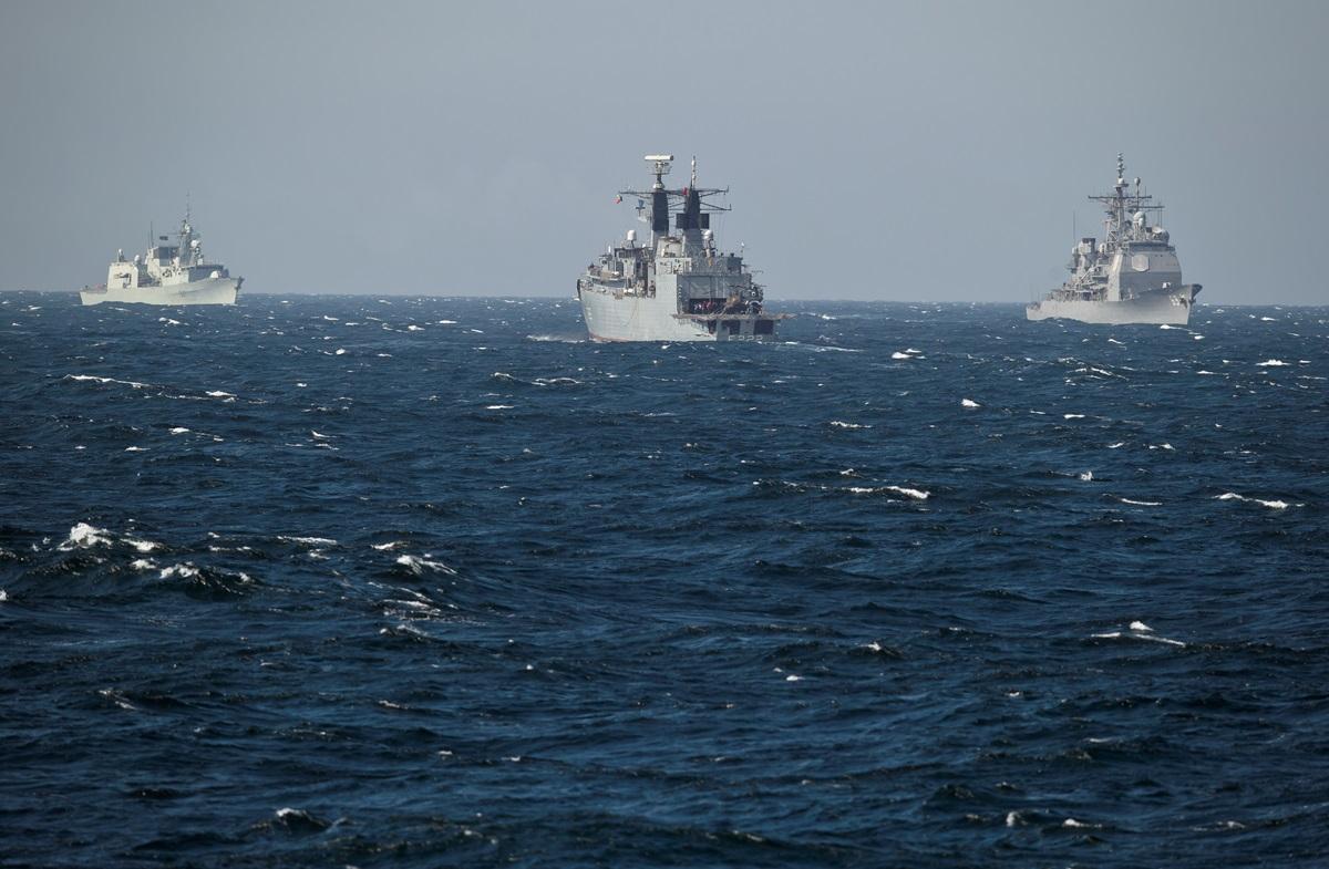 Украина, Россия, Евросоюз, Корабли, Военные, Азовское море, Черное море, Могерини.