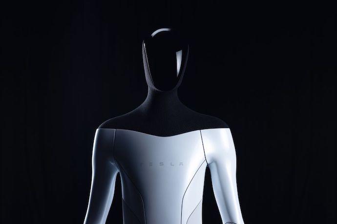 Илон Маск разрабатывает человекоподобного робота Tesla Bot: первое фото прототипа