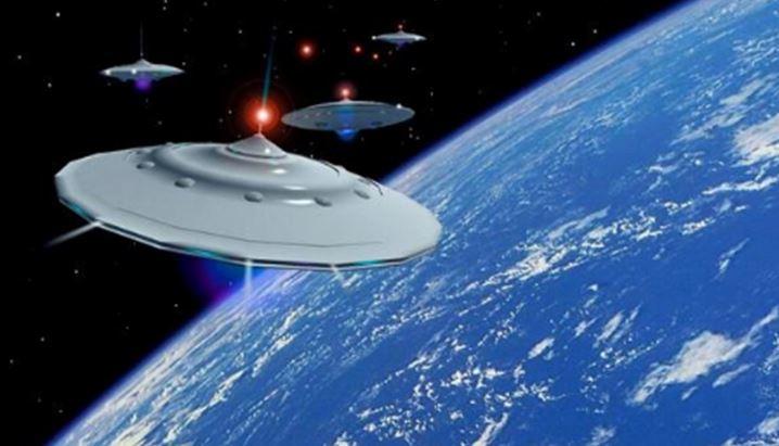 НЛО с Нибиру попали в объектив МКС накануне конца света: сотни пришельцев готовят полномасштабную атаку - ученые