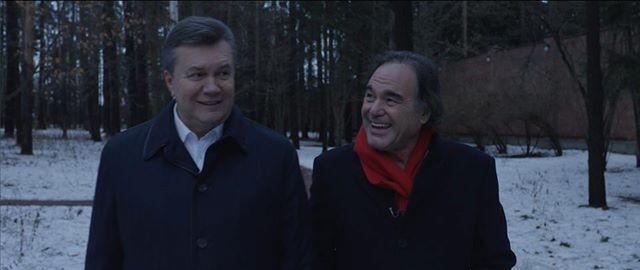 Оскароносный режиссер Оливер Стоун снимет фильм о Викторе Януковиче