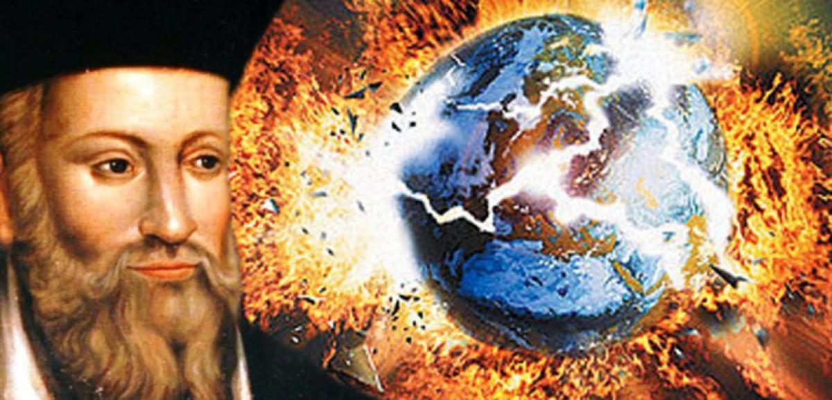 Нострадамус, Россия, США, Противостояние, Предсказание, Ядерная война, Баллистические ракеты, 2020 год, Май, Алхимик, Француз, Тексты, Послания, Эксперты, Расшифровка