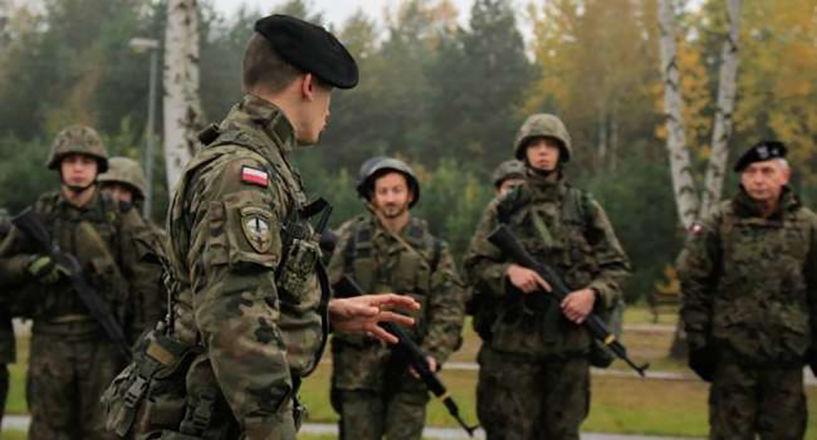 """Польша разворачивает войска на границе c Украиной: """"Москве послан однозначный сигнал"""""""