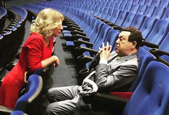 """Захарова """"отожгла"""" в Сети: ее реакция на смерть Кобзона, мужа Матвиенко и Захарченко шокировала даже россиян - кадры"""