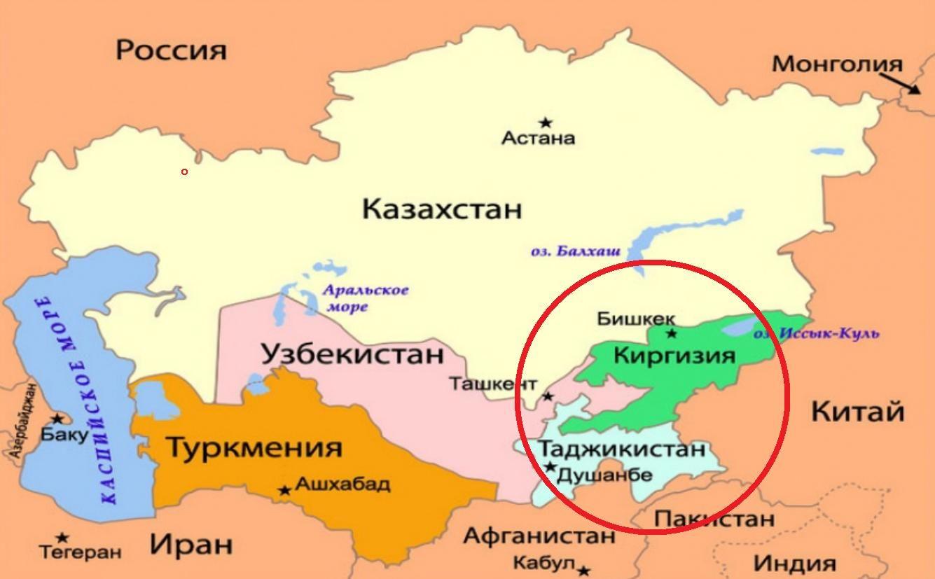 Военный конфликт Таджикистана и Кыргызстана: на границу стягивают тяжелую бронетехнику и БТРы, в воздухе боевые вертолеты