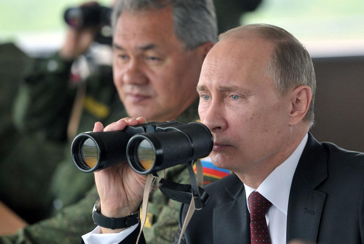 Громкие заявления России о ее военной мощи – не более чем выдумка
