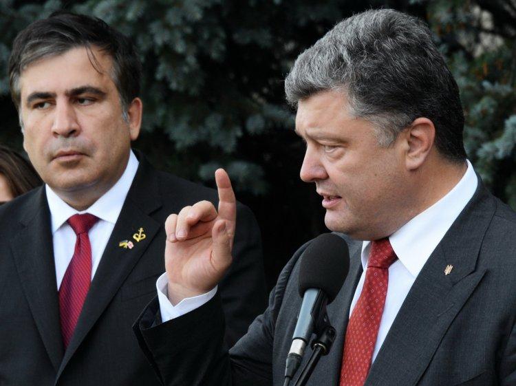 украина, саакашвили, порошенко, одесса, гройсман, дороги, строительство