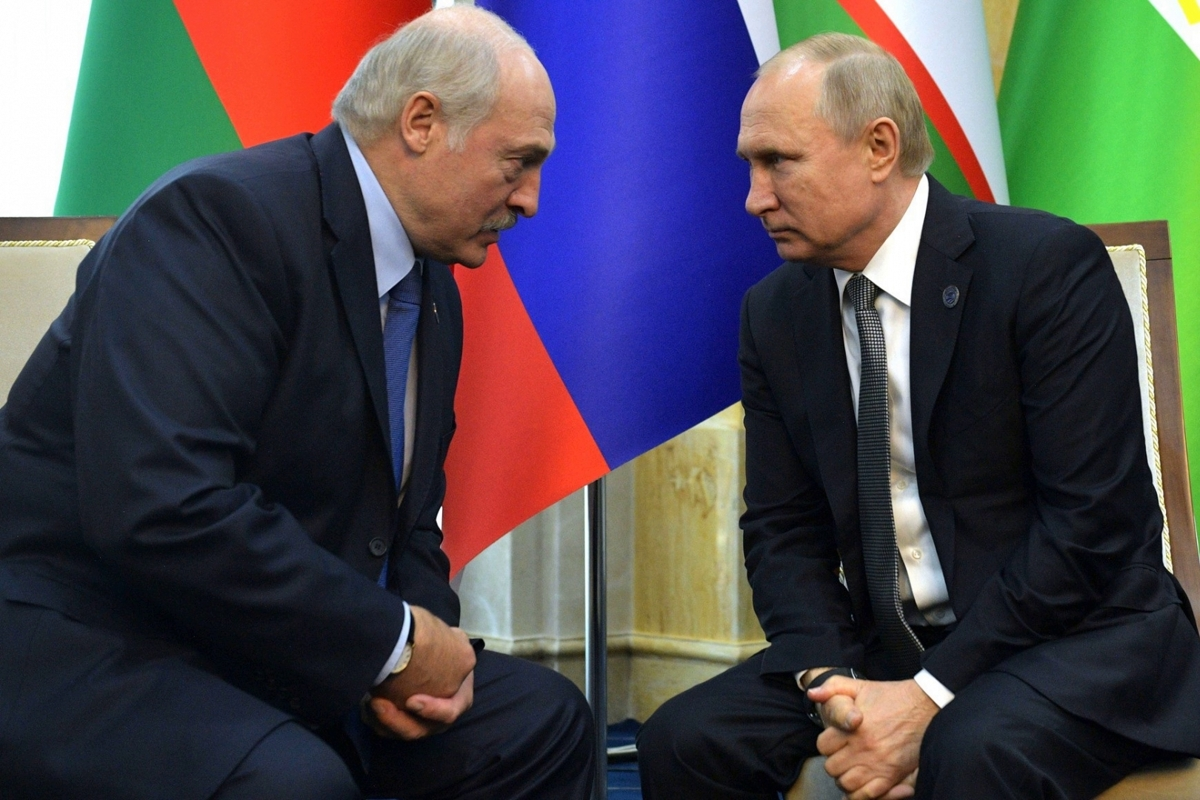 лукашенко,беларусь, путин, россия, конфликт, нефть, скандал