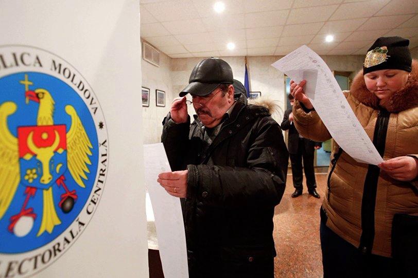 молдова, выборы, россия, додон, плахотнюк