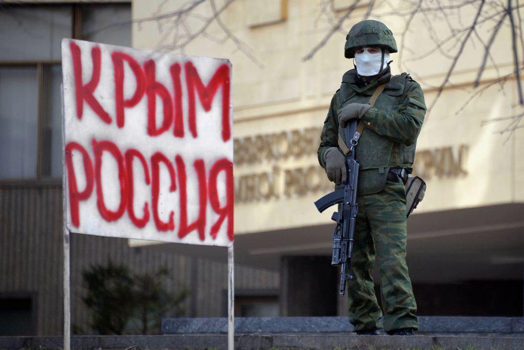 Путина мучает крымская жажда - Кремль проиграл, пойдя против истории и географии