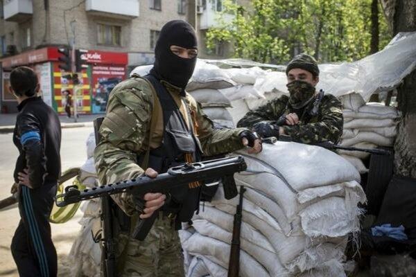 Боевые действия в Донецкой области. Сводка от ополчения